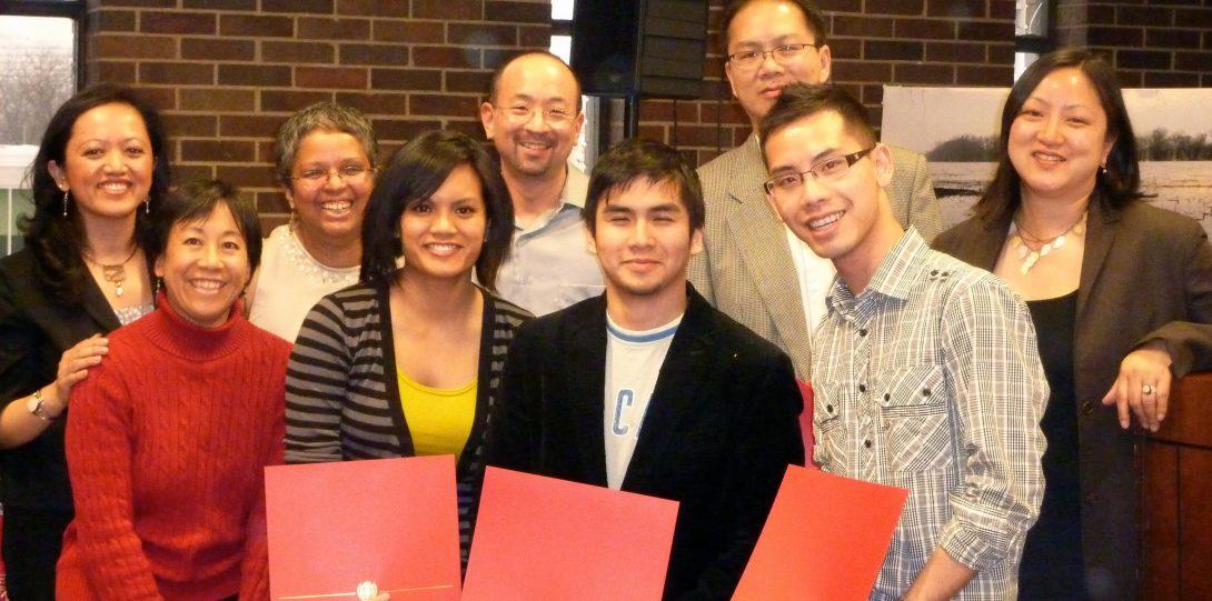 2011 Graduating minors