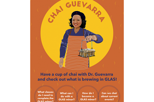 chai guevarra hours poster