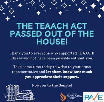 The TEAACH Act