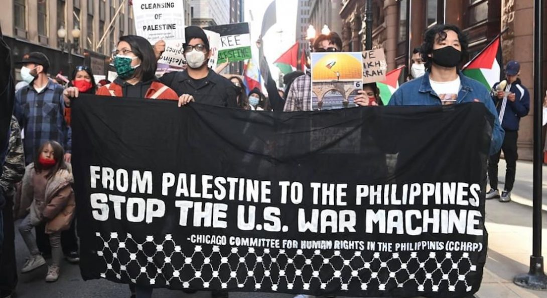 A Statement of Solidarity with Palestine from UIC GLAS