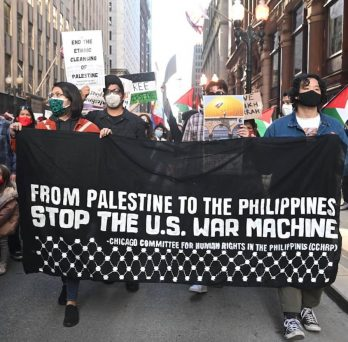 From Palestine to the Philippines, Stop the U.S. War Machine
