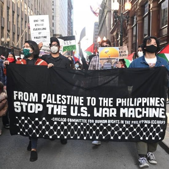 Statement of Solidarity with Palestine from UIC GLAS