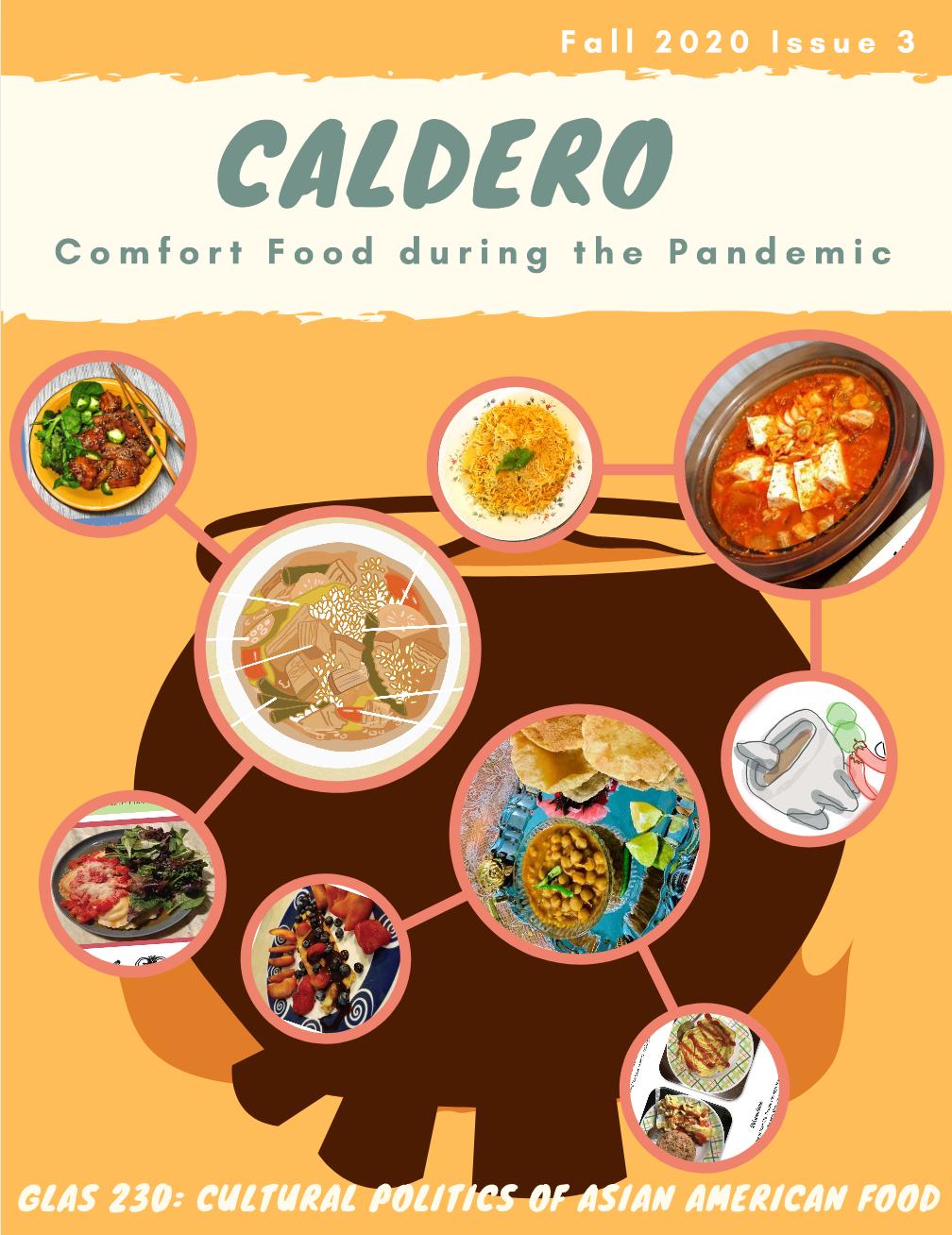 Caldero Cookbook: Third Edition