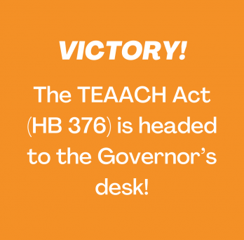 TEACCH Act Victory